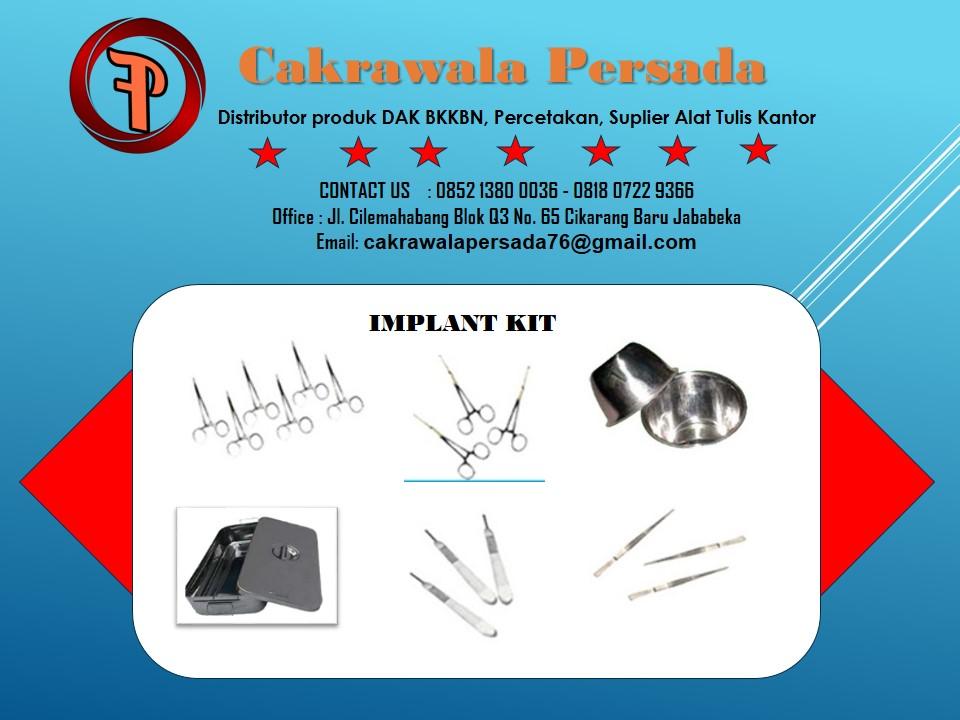 Implant Removal KIT