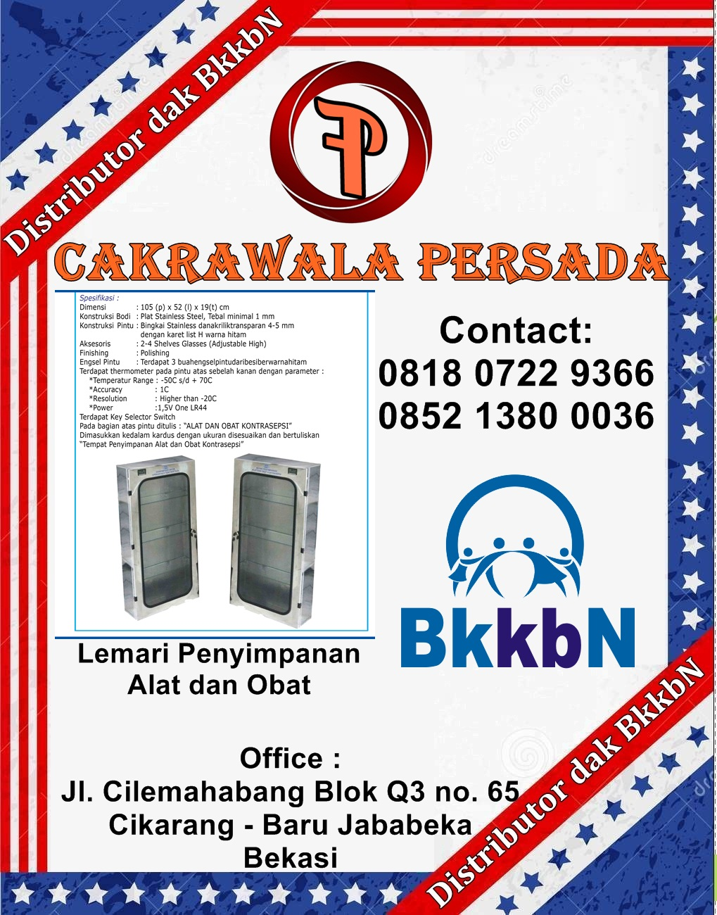 distributor produk dak bkkbn, produsen produk dak bkkbn, distributor dak bkkbn, produsen dak bkkbn, adyatama indonesia, supplier dak bkkbn, produk dak bkkbn 2017, keluarga berencana, lpse, sarana plkb, ppkbd, genre kit, obgyn bed, kie kit, iud kit, implant removal kit, media advokasi, pengadaan dak bkkbn, lemari alkon, lemari obat dan kontrasepsi, alat kesehatan, cakrawala persada, cv. cakrawala persada, Produsen dan distributor dak bkkbn, distributor bkkbn, genre kit, implant kit, iud kit, keluarga berencana, kie kit, lemari penyimpanan obat, media advokasi, obgyn bed 2017, ppkbd/sub ppkbd, produsen bkkbn, Produsen dak bkkbn, sarana plkb, supplier dak bkkbn, pengadaan produk dak bkkbn, media advokasi 2017, obgyn bed 2017, PLKB 2017,