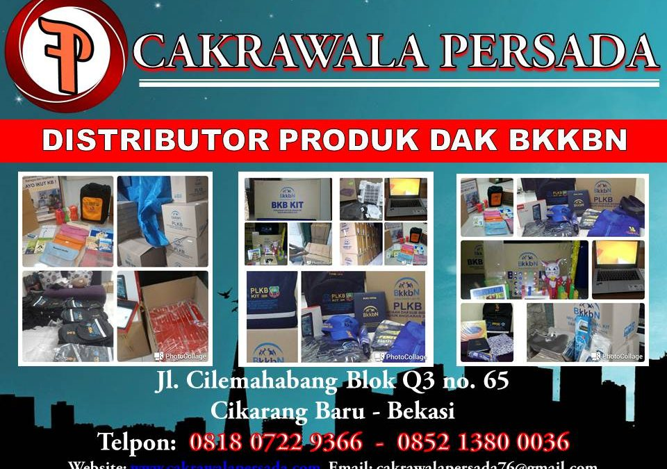 Distributor Dak BKKBN Terpercaya – CV. Cakrawala Persada