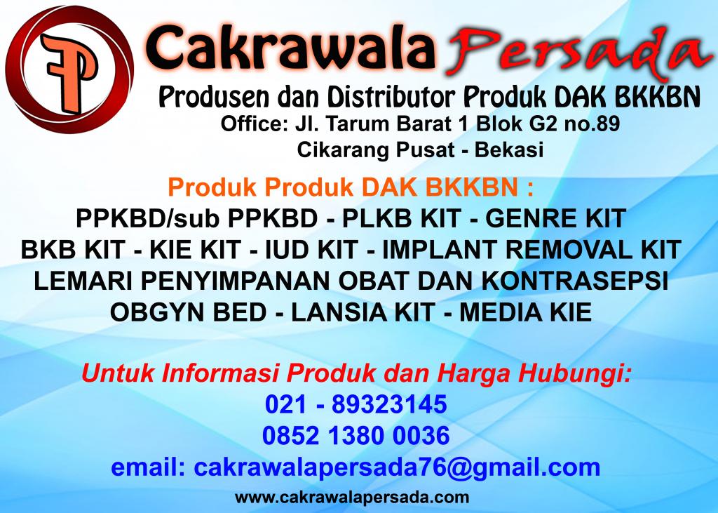 distributor dak bkkbn, distributor dak bkkbn 2018, Distributor produk dak bkkbn, distributor produk dak bkkbn 2018, distributor bkkbn, Distributor resmi dak bkkbn, generasi berencana, genre kit, Genre Kit 2018, implant kit, implant removal kit, iud kit, Jual Kie Kit 2018, keluarga berencana, kie kit, kie kit family, lemari alkon, lemari obat dan kontrasepsi, lemari penyimpanan obat, lpse, media advokasi, media advokasi 2018, obgyn bed, obgyn bed 2018, pengadaan dak bkkbn, pengadaan produk dak bkkbn, PLKB 2018, ppkbd, ppkbd/sub ppkbd, produk dak bkkbn 2019, produsen bkkbn, Produsen dak bkkbn, produsen dak bkkbn 2019, Produsen dan distributor dak bkkbn, produsen produk dak bkkbn, produsen produk dak bkkbn 2019, sarana plkb, supplier dak bkkbn, supplier dak bkkbn 2019, supplier produk dak bkkbn 2019, alat kesehatan, cakrawala persada, cv. cakrawala persada, dak bkkbn, juknis dak bkkbn, bkkbn