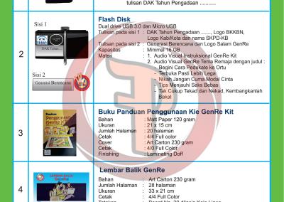 GenRe Kit 2018 (Generasi Berencana Kit)