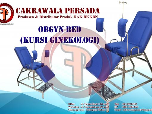 Jual Obgyn Bed (Kursi Ginekologi) BKKBN